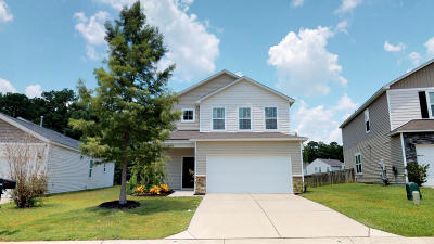 Ladson Single Family Home For Sale: 4810 Hawkins Drive