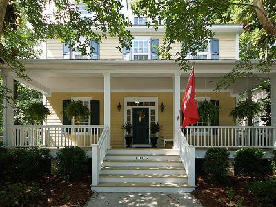 Daniel Island Single Family Home For Sale: 1005 Barfield Street