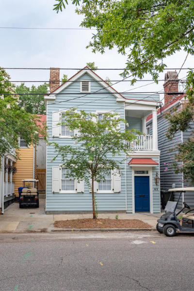 Single Family Home For Sale: 63 Radcliffe Street