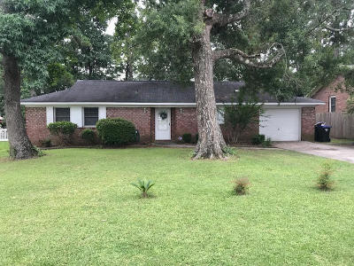 Summerville Single Family Home For Sale: 300 Longleaf Drive