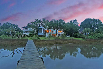 Berkeley County, Charleston County, Colleton County, Dorchester County Single Family Home For Sale: 3912 Heron Marsh Circle