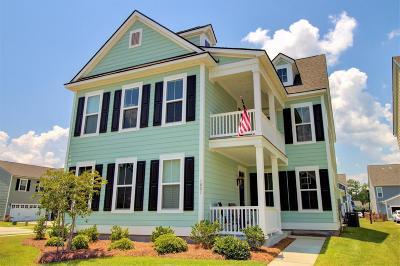 Single Family Home For Sale: 1801 Grovehurst Drive