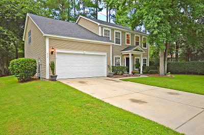 Summerville Single Family Home For Sale: 578 Pointe Of Oaks Road