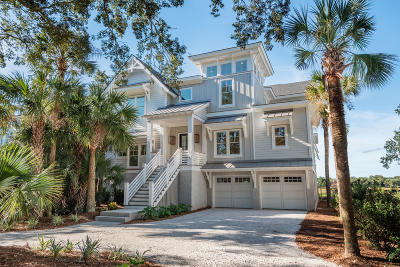 Isle Of Palms Single Family Home For Sale: 2301 Waterway Boulevard