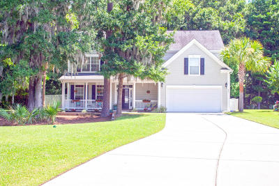 Charleston Single Family Home For Sale: 831 Bent Hickory Road