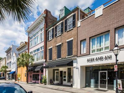 Charleston Attached For Sale: 348 King Street #M