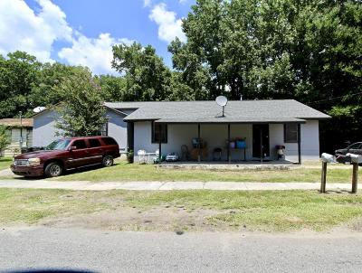 North Charleston Multi Family Home For Sale: 5116 Twitty Street #A B C