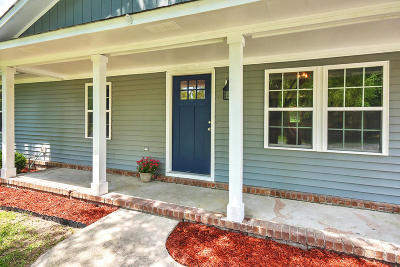Summerville Single Family Home For Sale: 603 Beauregard Road