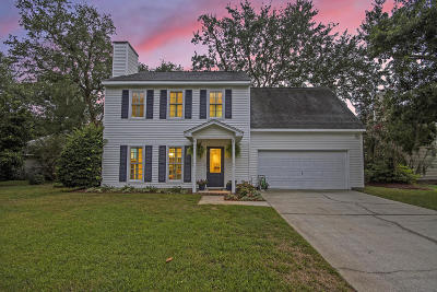 Mount Pleasant Single Family Home For Sale: 1358 Center Lake Drive