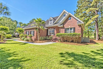 Single Family Home For Sale: 3775 Colonel Vanderhorst Circle