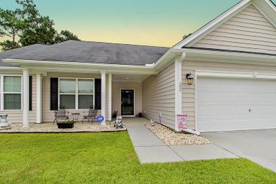 Moncks Corner Single Family Home For Sale: 208 Palmetto Village Circle