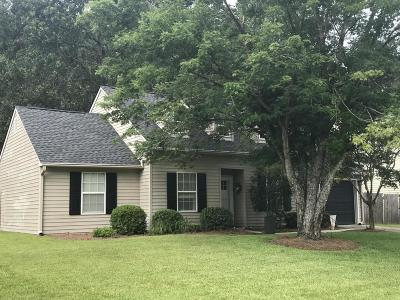 Summerville Single Family Home Contingent: 212 Apache Drive
