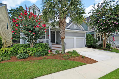 Summerville Single Family Home For Sale: 125 Ashley Bluffs Road