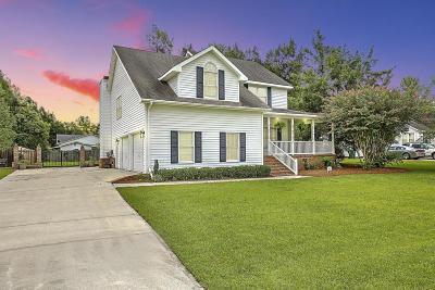 Moncks Corner Single Family Home For Sale: 1522 Cedar Avenue