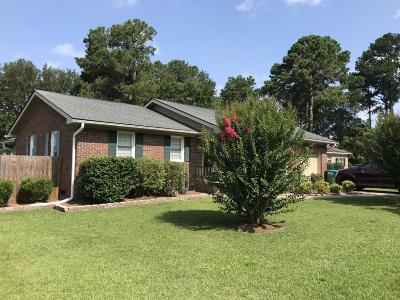 Summerville Single Family Home Contingent: 107 Woodlawn Circle