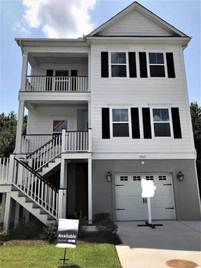Mount Pleasant SC Single Family Home For Sale: $455,720