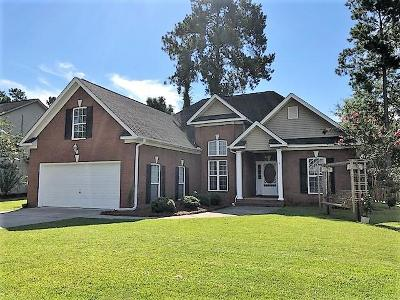 Summerville Single Family Home For Sale: 110 Long Cove Bend