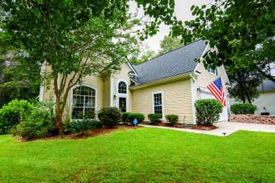 Summerville Single Family Home For Sale: 110 Marsh Pointe Road