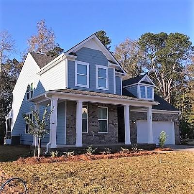 Summerville Single Family Home Contingent: 107 Coastal Wood Lane