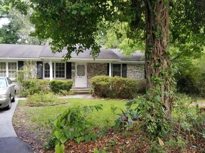 Single Family Home For Sale: 815 McCants Drive