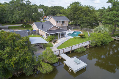 Charleston Single Family Home For Sale: 615 Schooner Road