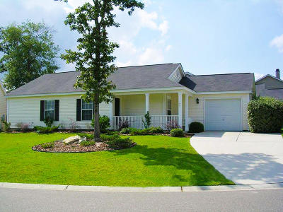 Ladson Single Family Home For Sale: 173 Two Pond Loop