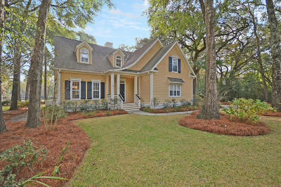 Single Family Home For Sale: 4798 Marshwood Drive