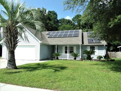 Mount Pleasant SC Single Family Home For Sale: $369,900