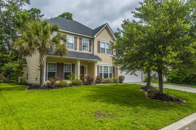 Summerville Single Family Home Contingent: 5272 Mulholland Drive