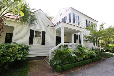 Mount Pleasant SC Single Family Home For Sale: $1,899,000