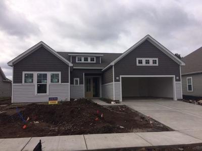 Single Family Home For Sale: 1224 Hammrick Lane