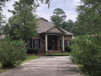 Walterboro Single Family Home For Sale: 201 Partridge Trail