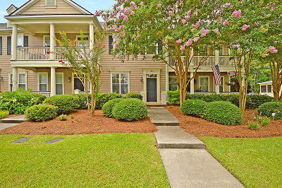 Mount Pleasant SC Attached For Sale: $260,000