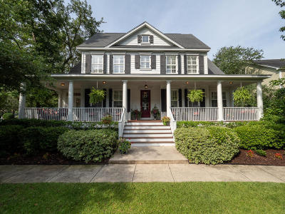 Charleston Single Family Home For Sale: 1021 Barfield Street