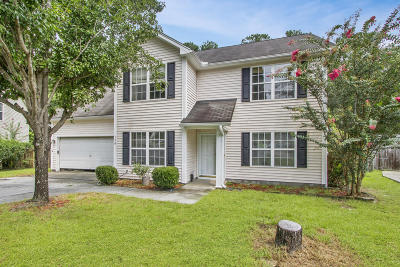 Goose Creek Single Family Home Contingent: 178 Ashton Drive