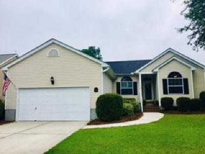Mount Pleasant SC Single Family Home For Sale: $385,000