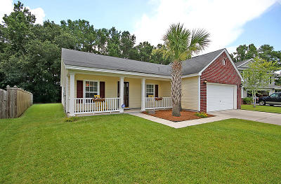 Summerville SC Single Family Home For Sale: $223,000