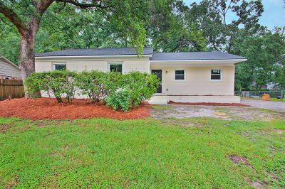 North Charleston Single Family Home Contingent: 7632 Hillandale Rd