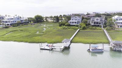 Sullivans Island Single Family Home For Sale: 3206 Jasper Boulevard