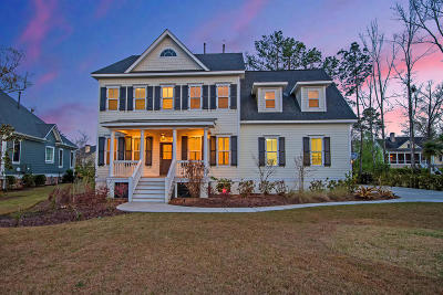 Mount Pleasant SC Single Family Home For Sale: $665,000