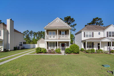 Summerville Single Family Home For Sale: 8927 Planters Row Lane