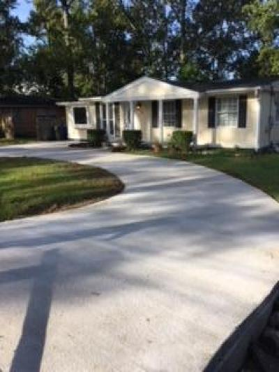 Charleston Single Family Home For Sale: 817 Savage Road