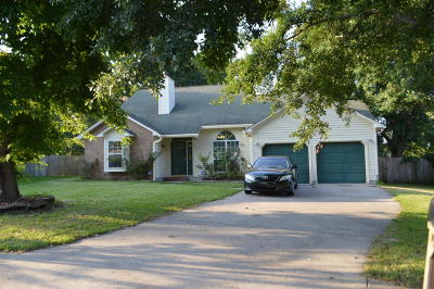 Goose Creek Single Family Home For Sale: 217 Persimmon Circle