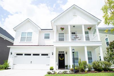 Charleston Single Family Home For Sale: 212 Carriage Hill Place