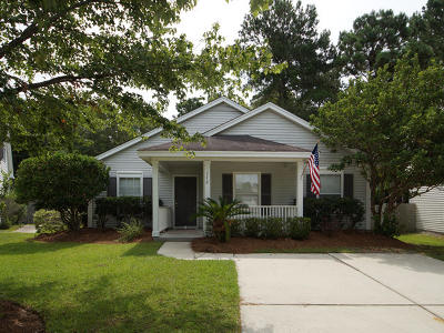 Ladson Single Family Home Contingent: 172 Two Pond Loop
