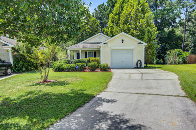 Ladson Single Family Home For Sale: 148 Two Pond Loop