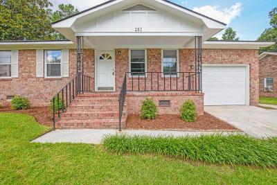 Ladson Single Family Home For Sale: 207 Kent Court