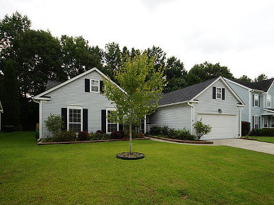 Goose Creek Single Family Home For Sale: 151 Isherwood Drive