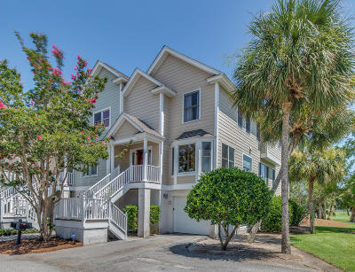 Isle Of Palms Attached For Sale: 1 Commons Court
