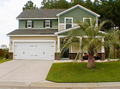 Summerville Single Family Home For Sale: 120 Glenspring Drive